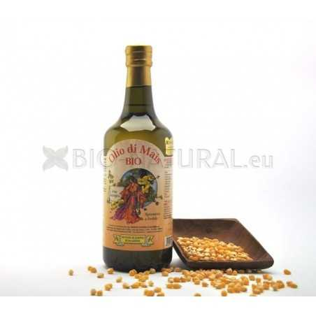 ORGANIC CORN OIL - cold pressed - Nuova Olearia Scaligera