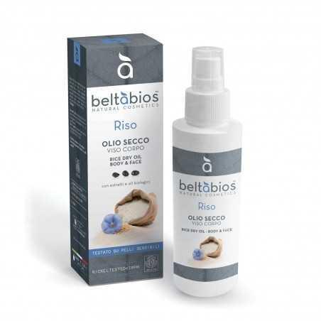 BELTABIOS RISO olio secco viso corpo