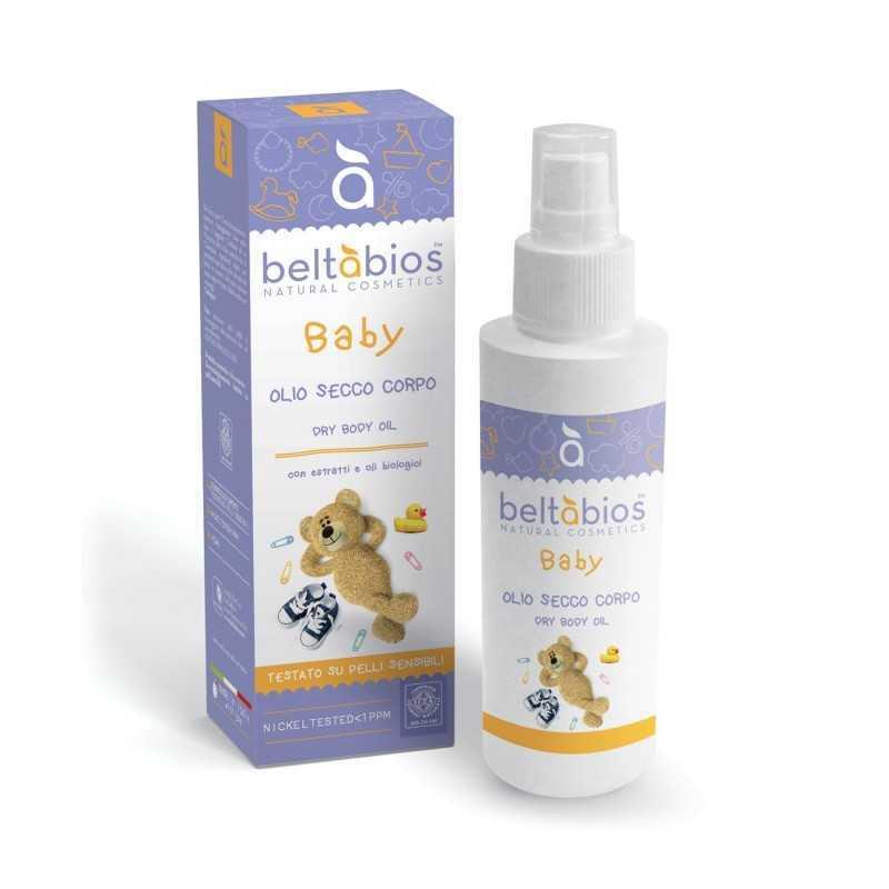 BELTABIOS BABY olio secco corpo