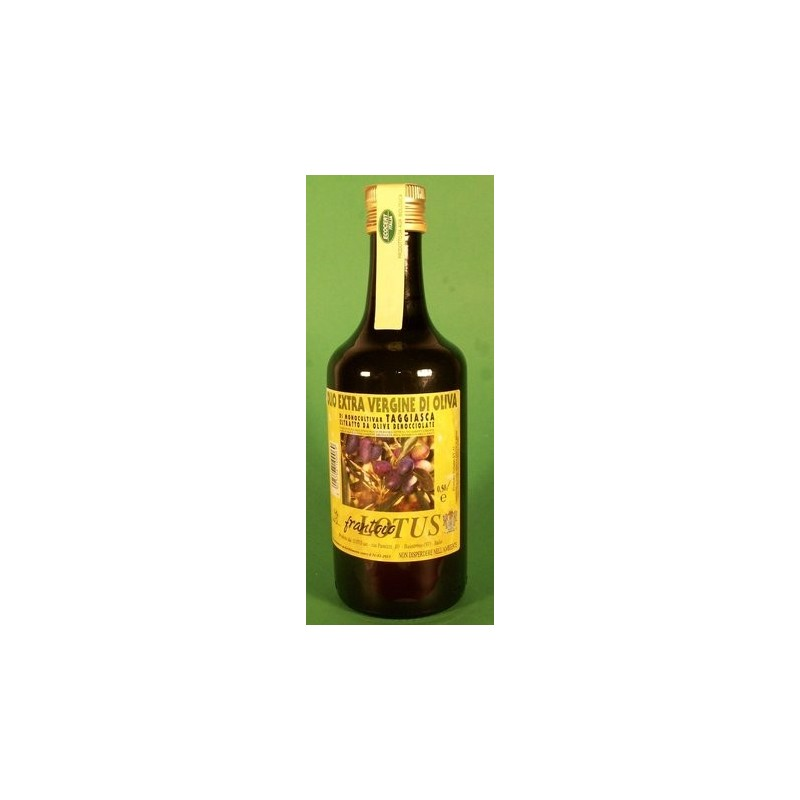 ORGANIC EXTRA VIRGIN OLIVE OIL --TAGGIASCA--