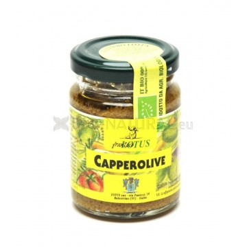 Organic CAPPEROLIVE Sauce - LOTUS
