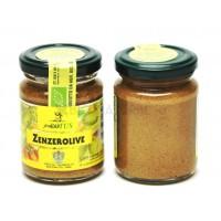 Organic GINGER OLIVES Sauce - LOTUS
