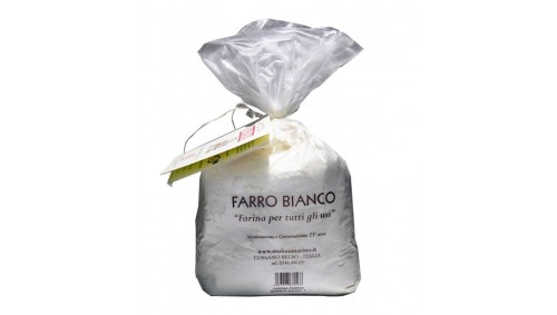 ORGANIC SPELLED FLOUR ground in natural stone
