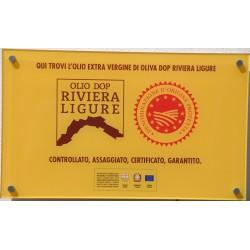 OLIO EXTRA VERGINE DI OLIVA D.O.P. RIVIERA LIGURE DEI FIORI 0,5 L