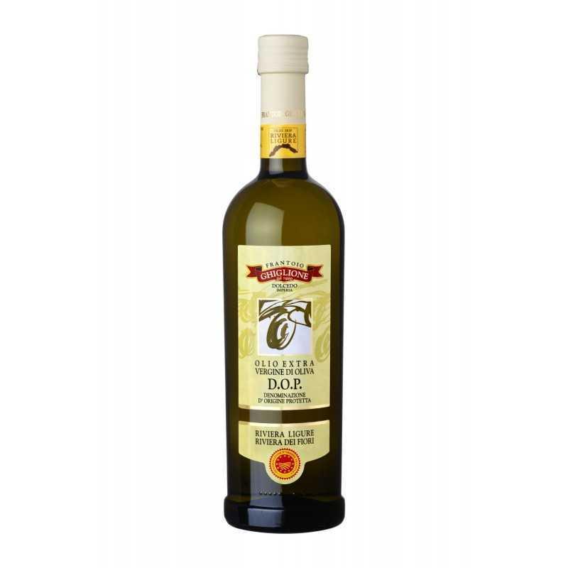EXTRA VIRGIN OLIVE OIL D.O.P. LIGURISCHE RIVIERA DER BLUMEN 0,5 L