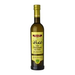 EXTRA VIRGIN ORGANIC OLIVE OIL 0,50 L Ghiglione