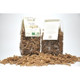 Biological Fusilli durum wheat Senator Capelli - bio-natural.eu