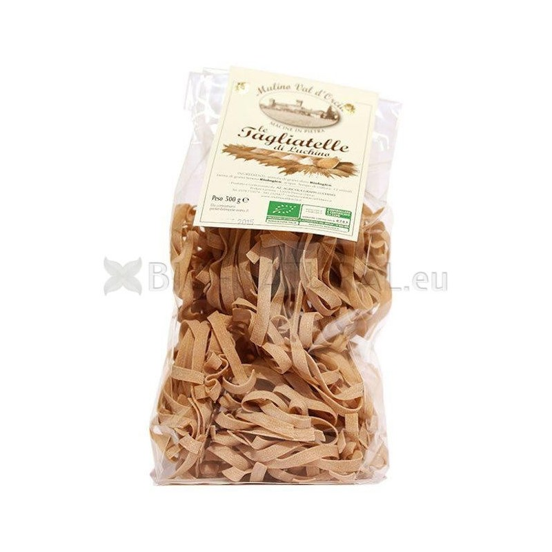 Pasta TAGLIATELLE biological Ancient Grains