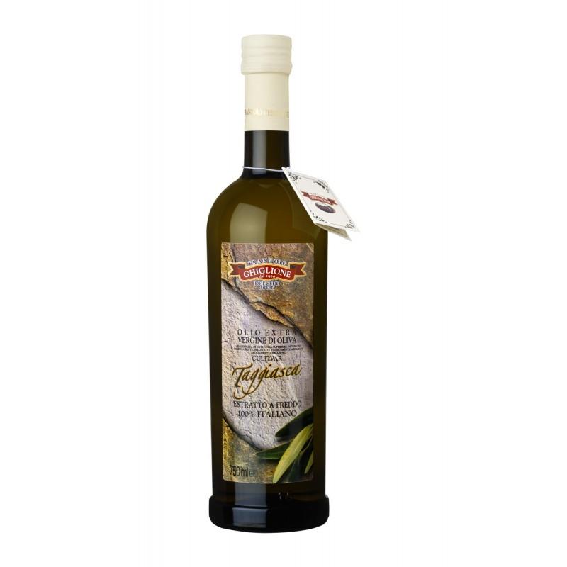 Extra Virgin Olive Oil Cultivar Taggiasco 750ml