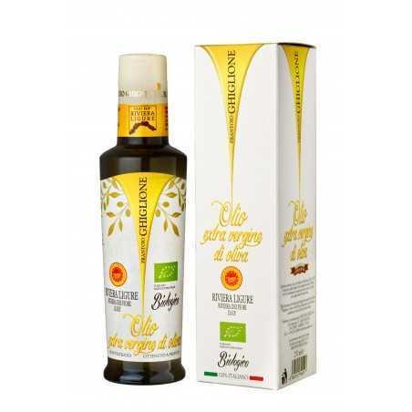 Organic Extra Virgin Olive Oil 250 ml - Ghiglione
