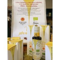 Olio Extra Vergine di Oliva Biologico 250 ml