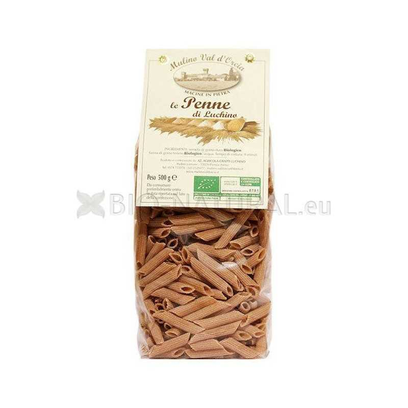 Pasta PENNE Organic Ancient Grains Mulino Val d'Orcia