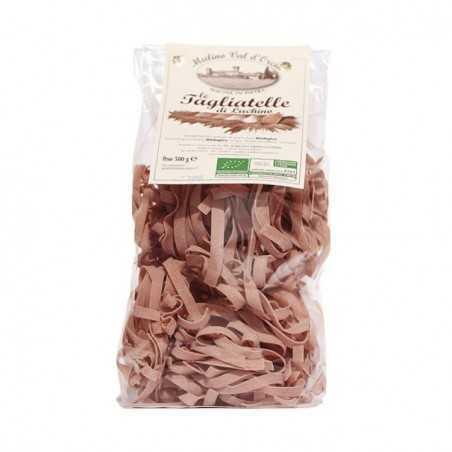 Pasta biologica di farro - TAGLIATELLE - Mulino  Val d'Orcia
