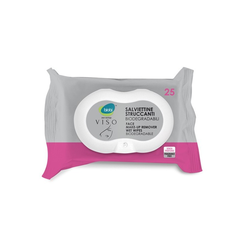 FACE MAKE-UP REMOVER WET WIPES - BJOBJ