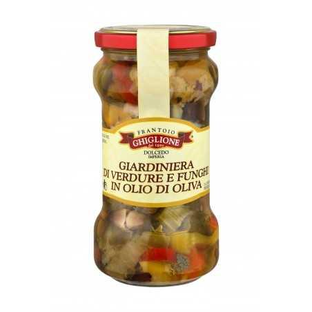 GIARDINIERA DI VERDURE 520 gr