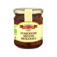 POMODORI SECCHI BIO in olio extra vergine d'oliva