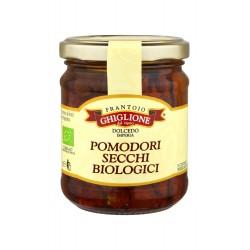 ORGANISCH GETROCKNETE TOMATEN in nativem Olivenöl extra