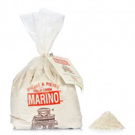 ORGANIC STONE GROUND Soft Wheat FLOUR (type 2) Mulino Marino