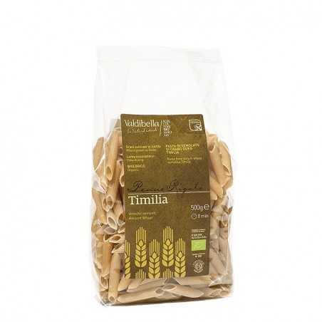 Organic Pasta PENNE TIMILIA - Valdibella