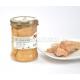 Filetti di tonno  specie pinna gialla sott'olio d'oliva 100% italiano