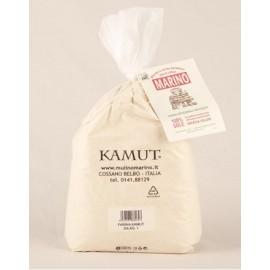FLOUR of ORGANIC KAMUT (stone milled) - Mulino Marino