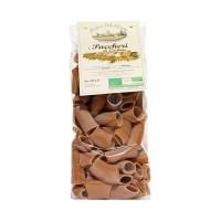 pasta mezzi paccheri farine di grano antico Mulino Val D'Orcia