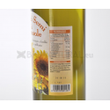 Cold-pressed sunflower oil - nutritional values