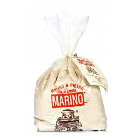 Stone ground organic soft wheat flour - Mulino Marino 1kg