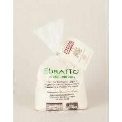 organic milled and stone buratto flour - Mulino Marino 1kg