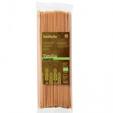 Spaghetti Timilia Bio 500gr - Valdibella