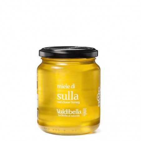 Sulla-Distel-Bio-Honig 500gr - Valdibella