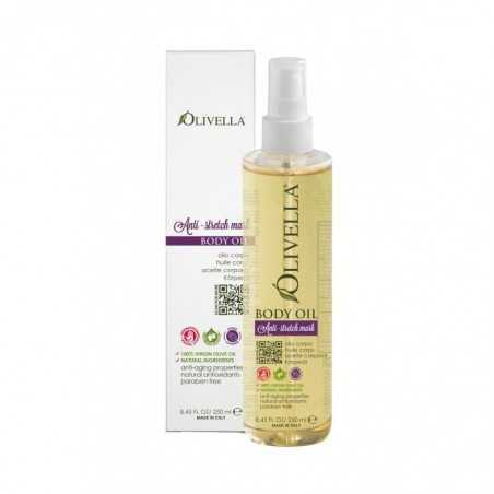 immagine anti-stretch mark body oil olivella 250ml