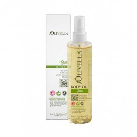 immagine classic body oil olivella 250ml