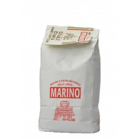 Stone ground white rye flour - Mulino Marino 1 kg
