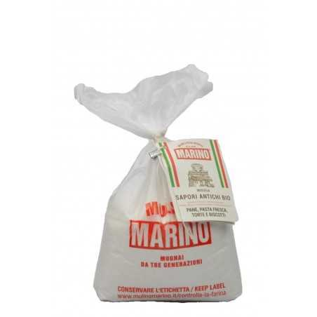 ancient flavors organic stone ground flour - Mulino Marino 1 kg