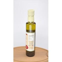 BASIL FLAVORED OIL 250 ml GHIGLIONE side