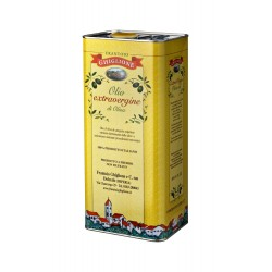 EXTRA ViRGIN OLIVE OIL UNFILTERED - GHIGLIONE