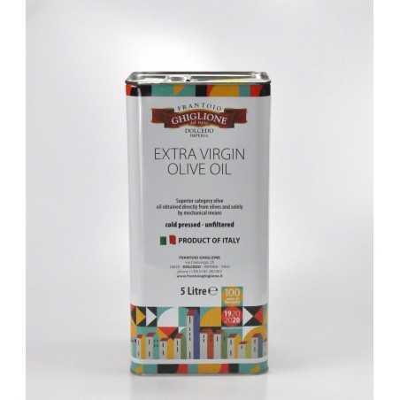 Extra Virgin Olive Oil 5 L tin