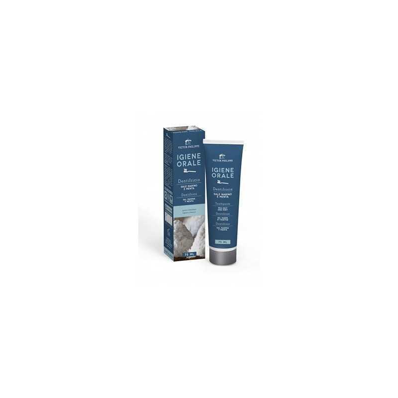 Meersalz und Minze Zahnpasta 75 ml