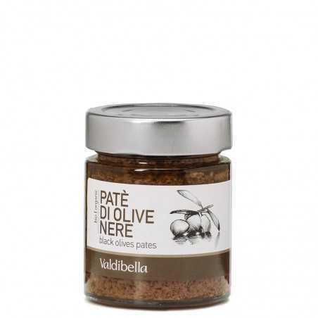 immagine patè olive nere valdibella 140gr