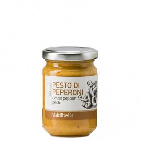 PEPPER PESTO 130 gr - Valdibella