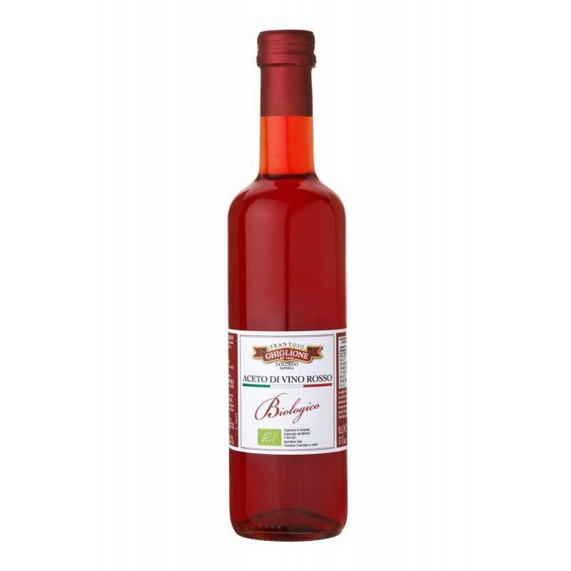 Bio-Rotweinessig 500 ml Ghiglione