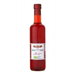 Organic Vinegar red wine by Ghiglione 500ml