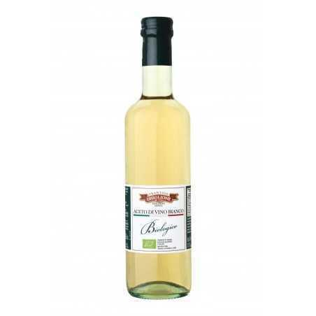 Organic White Wine Vinegar 500 ml