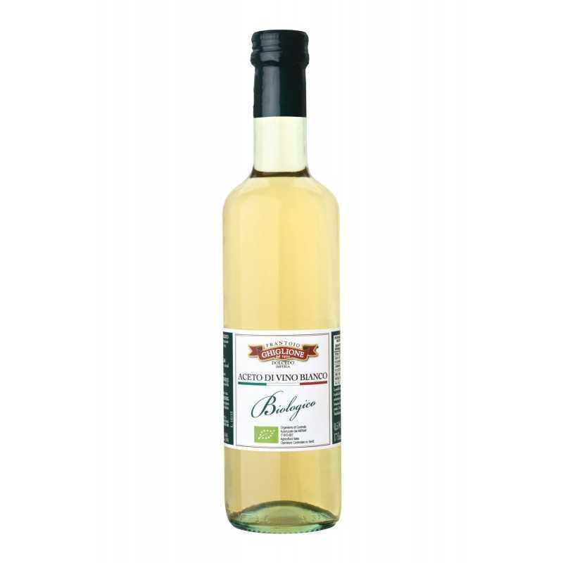 Aceto di Vino Bianco Biologico 500 ml
