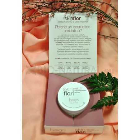 SKIN FLOR RELUX+ crema antiage
