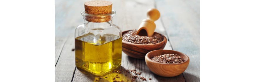 Seed oil produced in Italy cold pressed
