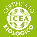 Certificato ICEA - BIOLOGICO